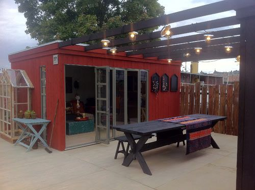 17 best ideas about prefab guest house on pinterest for Prefab garage california
