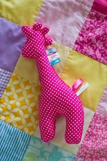Giraffe Softie - Super Quick & Cute Toy