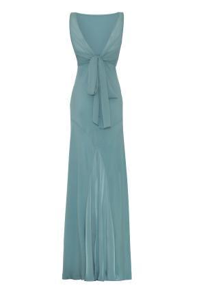 Chelsea Dress Dusty Turquoise, PROMOTION