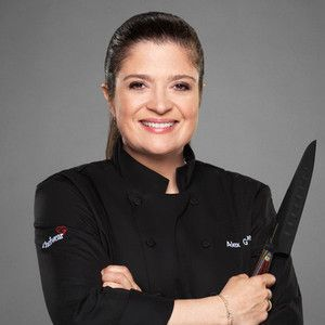Alexandra Guarnaschelli, the newest Iron Chef America on the Food Network