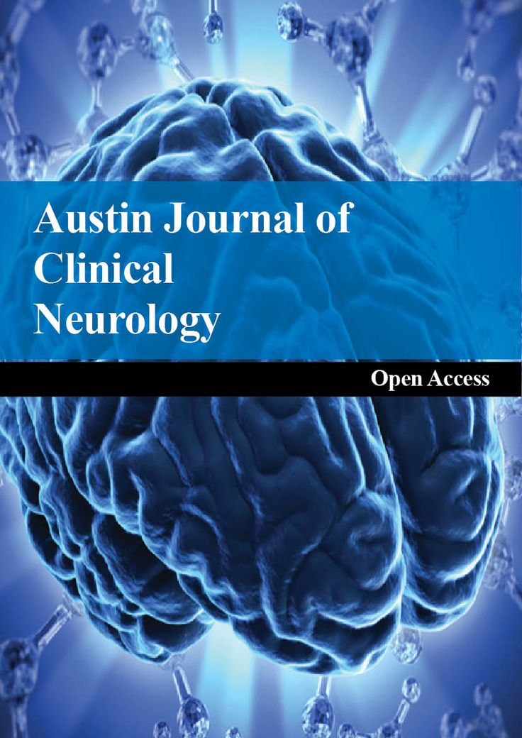 Austin Journal of Clinical Neurology strongly supports the scientific upgradation and fortification in related scientific research community by enhancing access to peer reviewed scientific literary works.