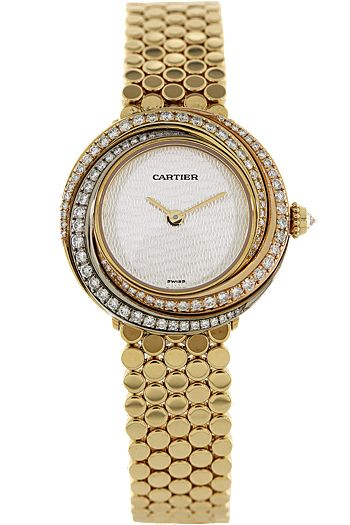 http://www.squidoo.com/best-cartier-watches-for-women#module164189972 Pre-owned Cartier watch with diamonds