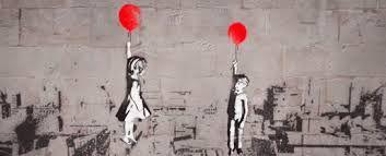 With Syria, fermo immagine dal video di Banksy