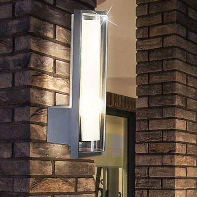 Perfect W LED Au en Wand Lampe Outdoor IP Fassade Haus T r Eingang Garten Veranda Hof
