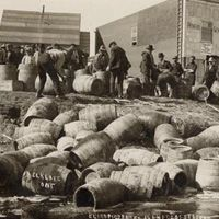 Prohibition Timeline