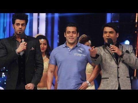Salman Khan Best comedy with Ritesh Deshmukh, Kapil Sharma Awards Show