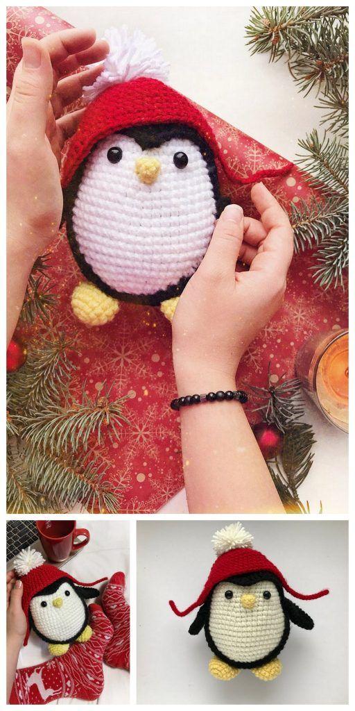 Amigurumi Sweet Penguin Free Pattern – Amigurumi…