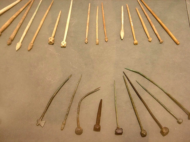 Roman Hair Pins Luxembourg
