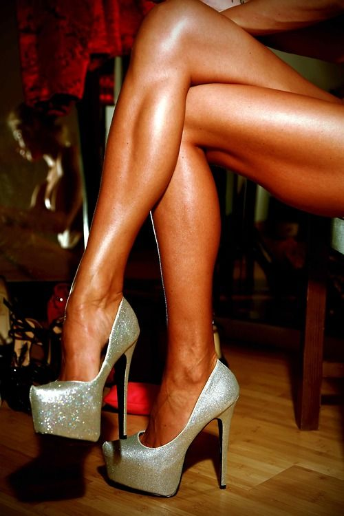 Not sure if im pinning that for the shoes or the legs!.....
