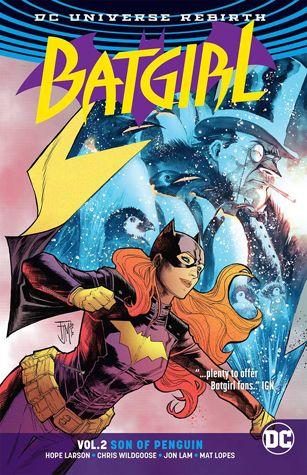 Batgirl Volume 2 Son Of Penguin
