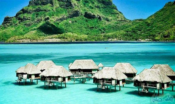 استمتعي بقضاء شهر عسل مميز داخل منتجع فور سيزون Best Places To Travel Four Seasons Bora Bora Luxury Honeymoon Destinations