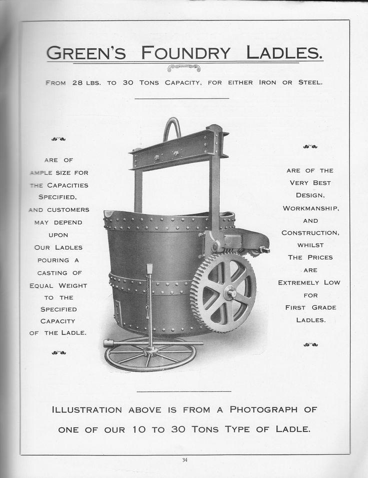 Foundry Ladles Brochure