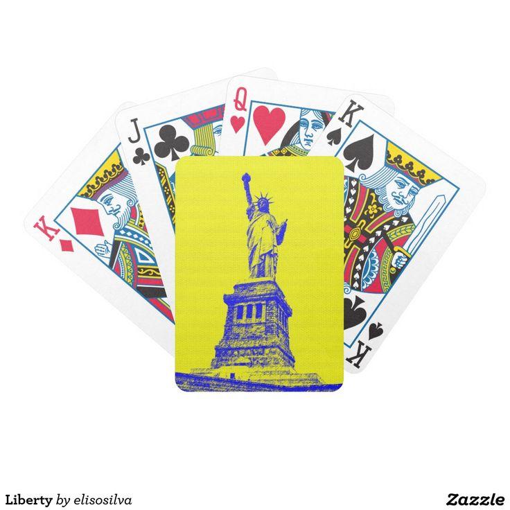 Liberty Cartas De Juego