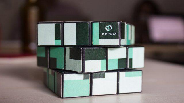 JOBBOX.io (Web) - Sourcing techies through referrals.
