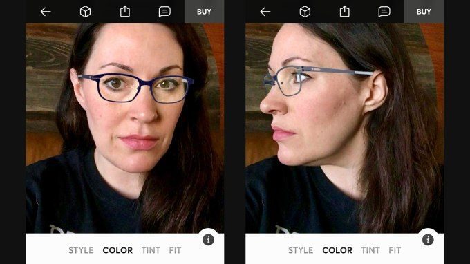 Topology lets you try before you buy glasses using AR in an app #Startups #Tech