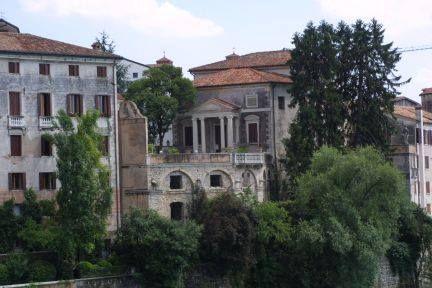 Palazzo Sturm nel Bassano del Grappa, Veneto
