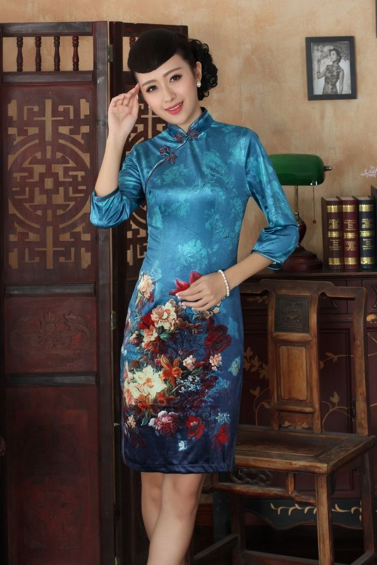 308 best Traditional Chinese Clothing images on Pinterest   Chinese ...