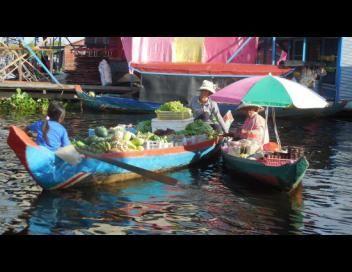 replay - France 5 - Vu sur Terre - Cambodge