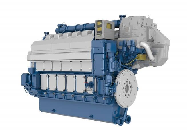 The upgraded version of the Wärtsilä 34DF engine is rapidly becoming established as an industry standard. The three major South Korean shipyards are supporting the use of this engine for auxiliary applications in the LNG Carrier segment where dual-fuel engines are favoured.