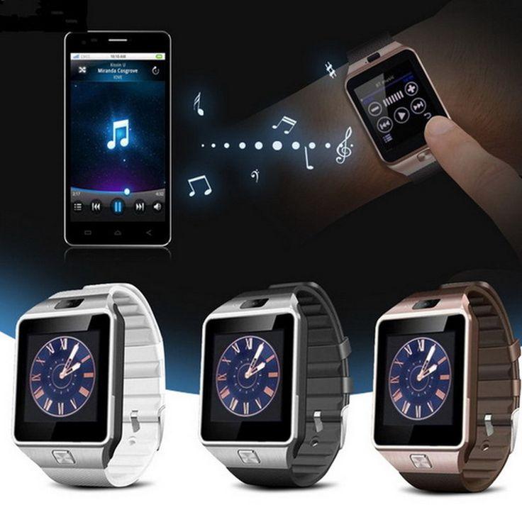 Wearable Devices DZ09 U8 Smartwatch Smart Sport SIM Digital Electronics Wrist Phone Watch With Men Women For Apple Android Wach