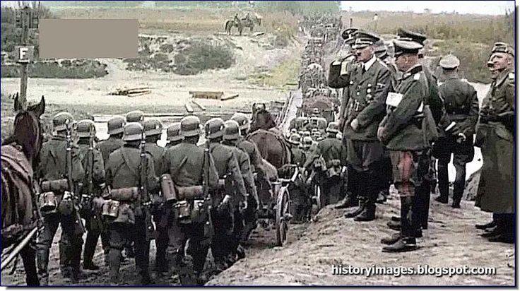 Hitler Poland Invasion
