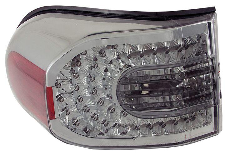 FJ Cruiser LED tail light by Anzo - Smoke