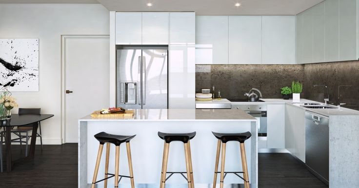 Stunning kitchen! www.developwise.com.au