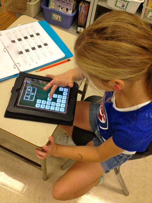 Powerful routines for the one iPad classroom: Tips for classrooms with only a single device to use