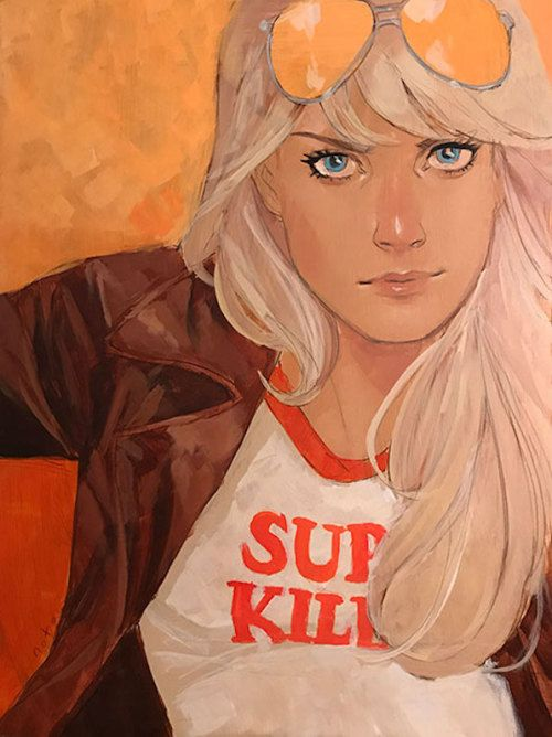 Super Kill by Phil Noto