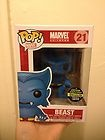 *RARE* Funko Pop The Beast (only 240 Made) Flocked Marvel Chase - Beast, Chase, FLOCKED, Funko, Made, Marvel, ONLY, Rare
