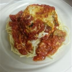 Eggplant Parmesan II | I will learn to cook this.... one day | Pinter ...