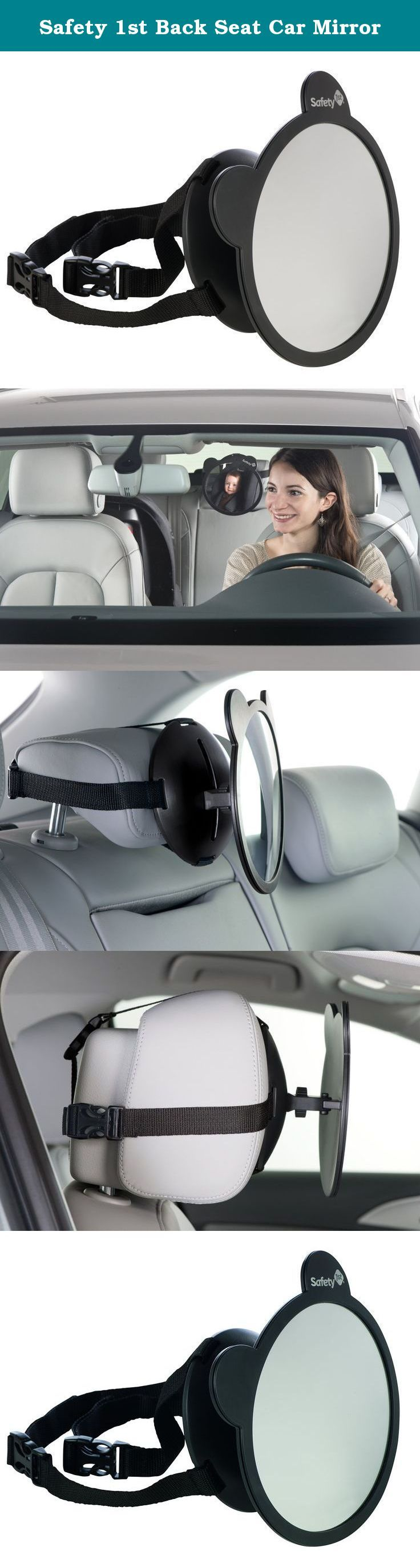 Image result for safety 1st backseat baby mirror