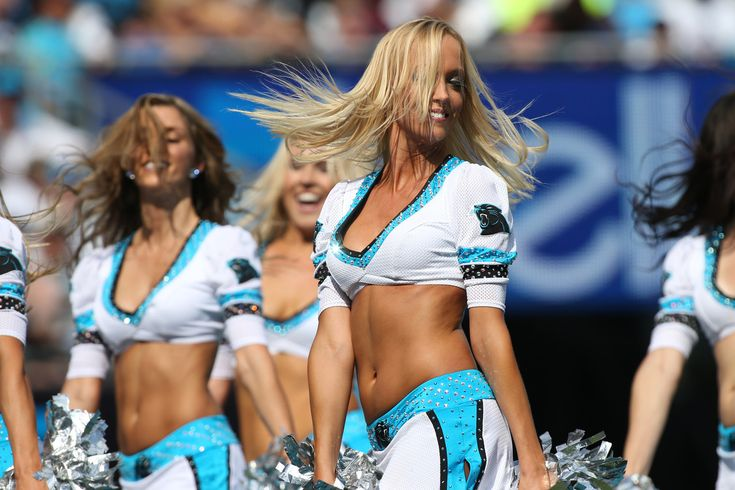 Carolina Cheerleaders