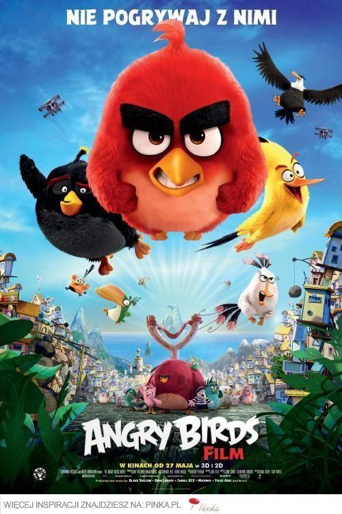Angry Birds Film (2016) Cały Film Gdzie Obejrzeć Online [CDA ZALUKAJ] 720P HDRedy ?
