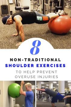 Check out these 8 exercises that build scapular stability and improve your shoulder positioning! As a result, you can enjoy strong and healthy shoulders, while decreasing your risk for overuse injuries in the gym! Repin in the name of shoulder health :)