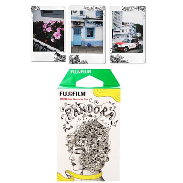 LOVE LOVE LOVE LOVE THIS FILM Fujifilm Instax Mini Pandora 10 Film 7s 8 25 50s 90 300 Camera Fuji Share SP-1
