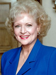 """Betty White in The Golden Girls (1985-1992) - Four mature women live together in Miami and experience the joys and angst of their golden years. Strong-willed Dorothy, spacey Rose, lusty Southern belle Blanche and matriarch Sophia, Dorothy's mom, occasionally clash but are there for one another in the end. The show's theme song is titled """"Thank You for Being a Friend."""""""