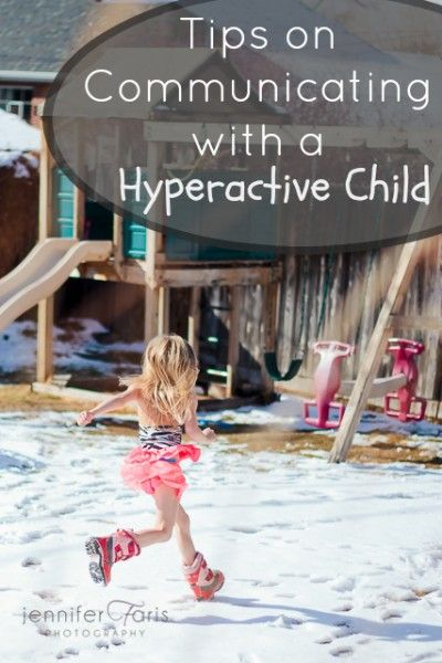 Talking to a hyper child can be hard, but it can be done. Insteadof getting frustrated try something different. Here are Tips For Successful Communication With A Hyperactive Child via tipsaholic.com #children #communication