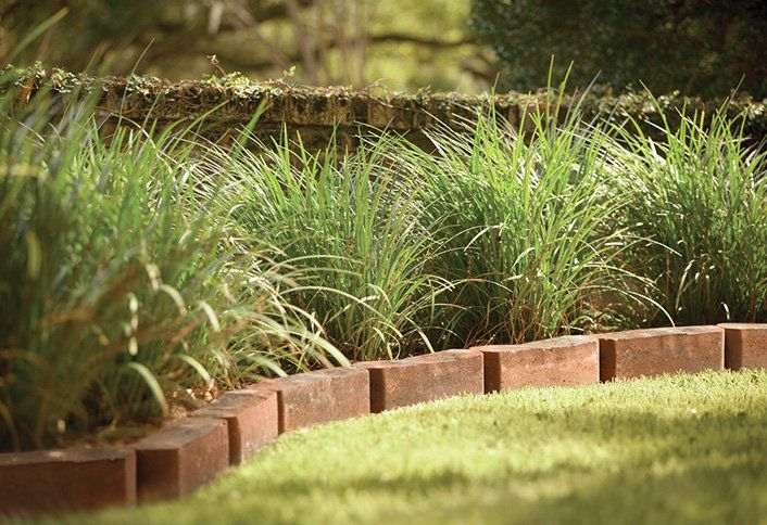 1000 ideas about brick edging on pinterest plastic pond - How to lay brick border edging ...
