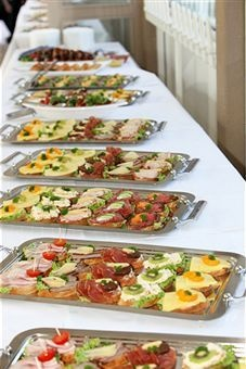Finger Food Recipes for a Crowd ~~ TORTILLA ROLL-UPS: 2 pkts thin ham slices, 1 large pkt flour tortillas, 8-oz  cream cheese, 7-oz can diced green chilies, 4-oz chopped olives ~~ CRAB MEATBALLS: 14 oz. crab, canned, 1 egg, 1¼ C breadcrumbs, 1 C milk, 2½ T flour, 2 T water, 1 T oil, 1 t fresh parsley, ¼ t Worcestershire, ⅛ t salt, ⅛ t paprika, Breadcrumbs, Oil