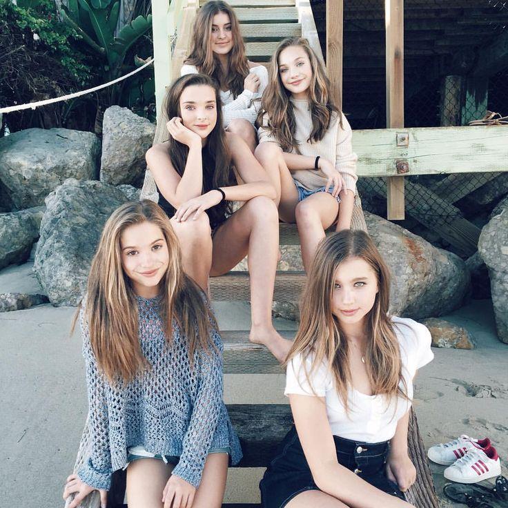 """Maddie Ziegler on Instagram: """"I love my friends """""""
