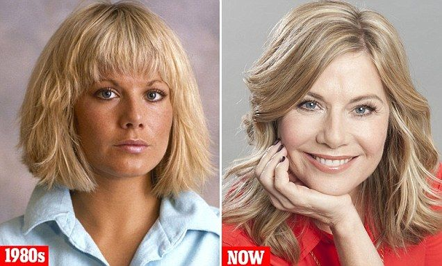 Dempsey and Makepeace's Glynis Barber reveals the secrets of youthful appearance