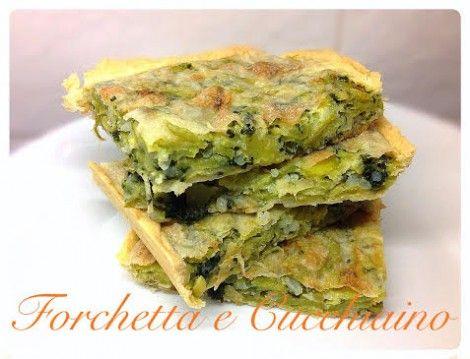 Torta di verdure ligure | su VivaLaFocaccia