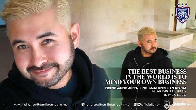 """TMJ Tampil Dengan Rambut Baru, Makan Dalam """"Keyboard Warriors"""""""