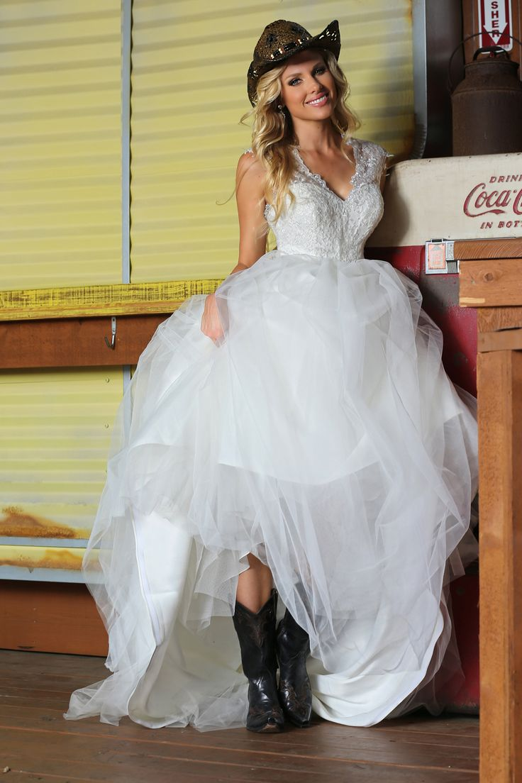 Win a Wedding Dress - Your Choice!brought to you by SnapKnot- I am wearing boots for my wedding