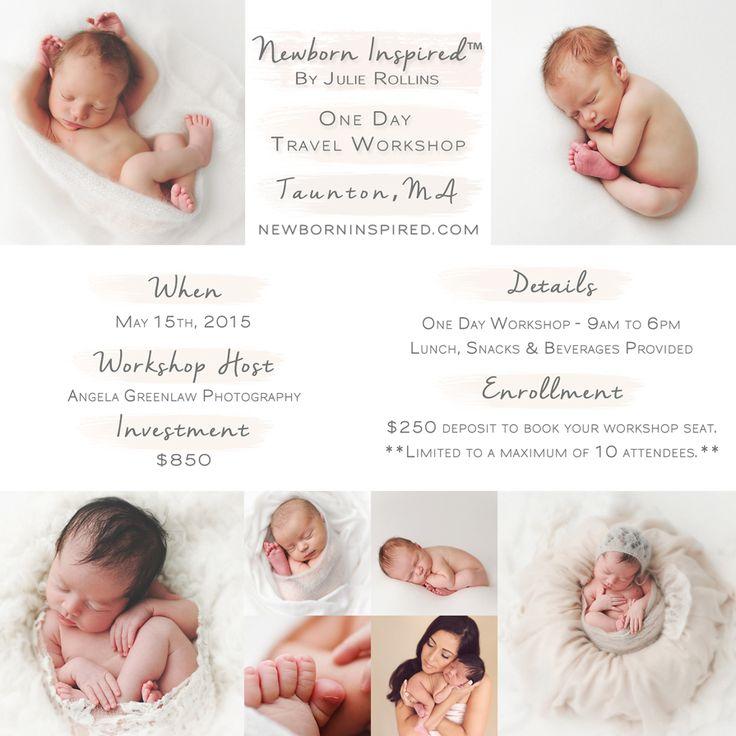 Taunton massachusetts newborn photography workshop newborn inspired by julie rollins www newborninspired