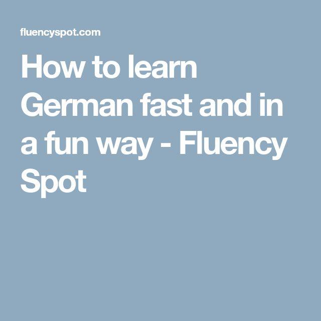 Best way to learn German | Babbel