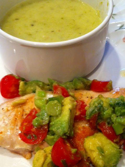 OC Mom Blog: Homemade Asparagus Soup Recipe