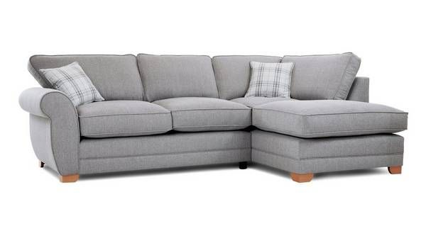 Corner Sofas In Both Leather Fabric Dfs Corner Sofa Sectional Couch Sofa