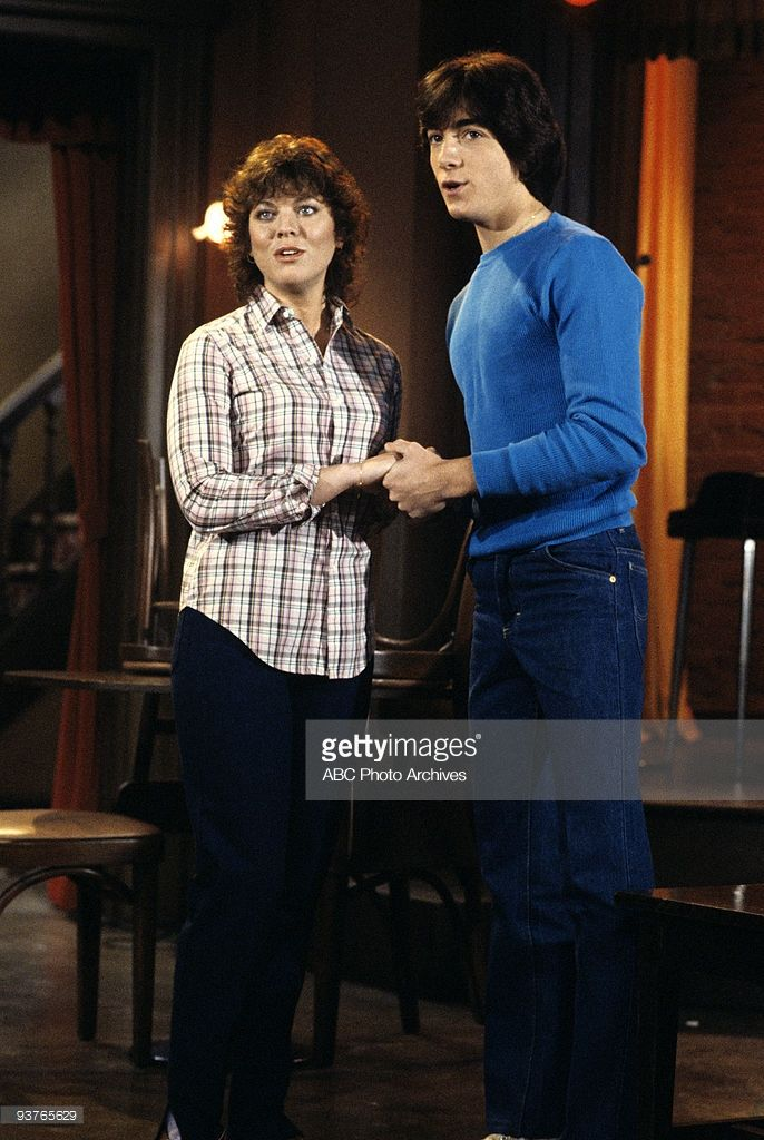 "Ellen Travolta and Erin Moran | ABC's ""Joanie Loves Chachi"" 